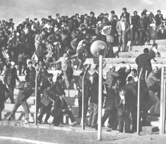 1967 Kayseri stadyum faciası