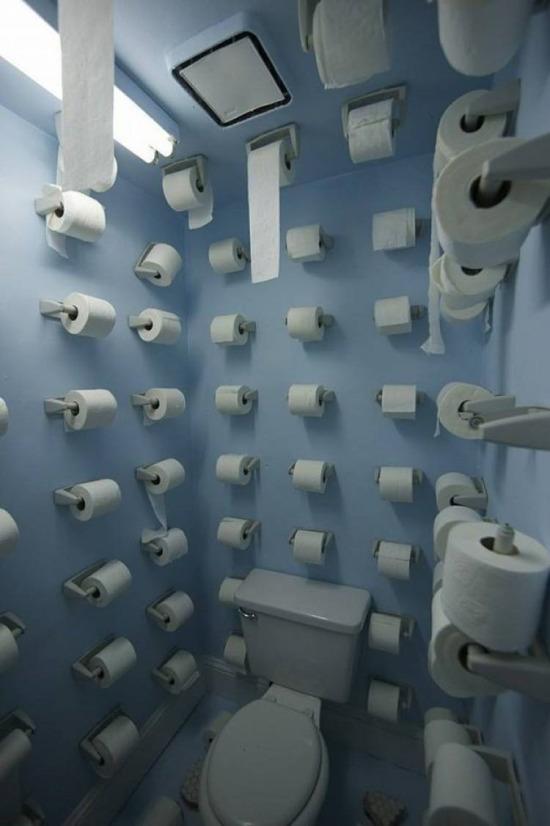 Topluma açık tuvaletlere gereken şey tam olarak bu