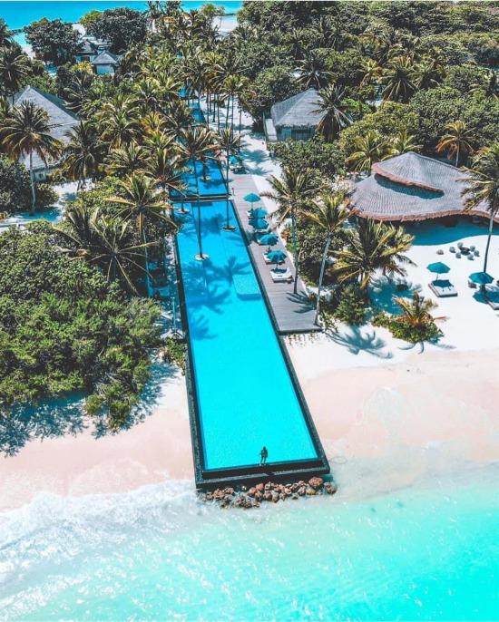 Her gönülde tahtı olan Maldivler