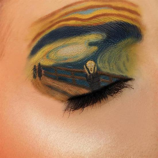 """Edward Munch tarafından """"Çığlık"""""""