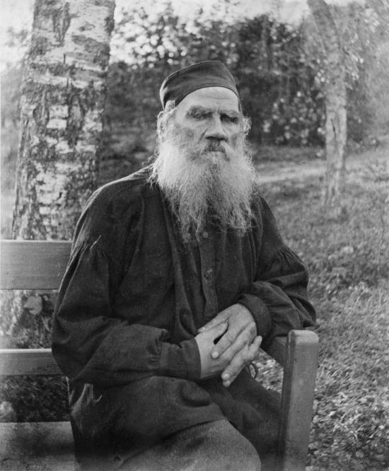 Rus yazar Tolstoy'un doğum günü