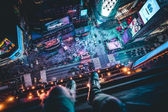 Times Meydanı, New York