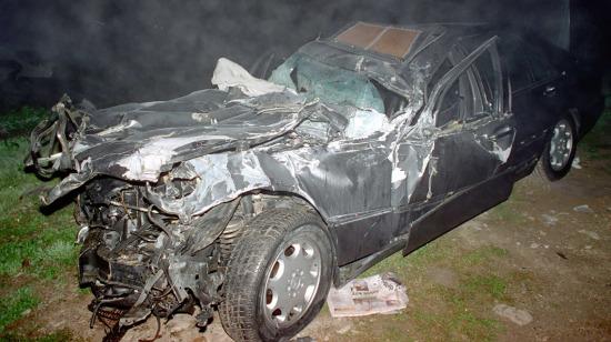 3 Kasım 1996: Susurluk kazası