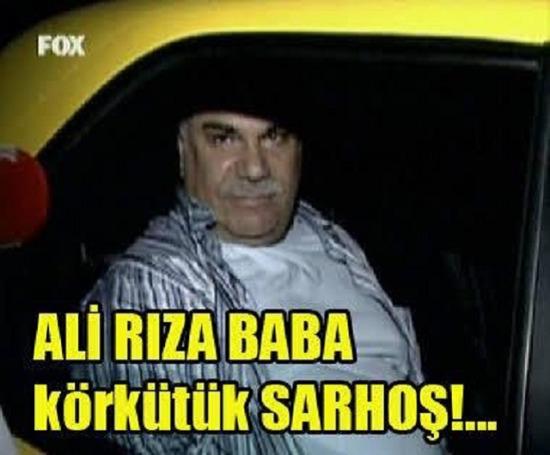 Ali Rıza Bey aileye daha fazla katlanamıyor