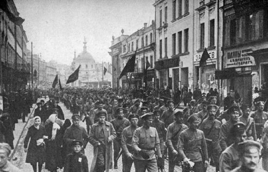 7 Kasım 1917: Rusya'da 'Ekim Devrimi' yaşandı