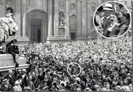 11 Kasım 1923: Adolf Hitler başarısız 'Birahane darbesi' sonrası tutuklandı