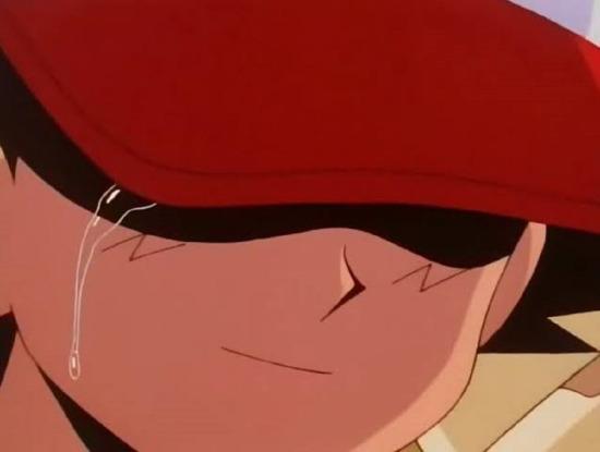 Ben arkamda yaş bıraktım ağlayan bir Ash bıraktım