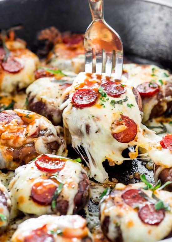 Pizzalı köfte