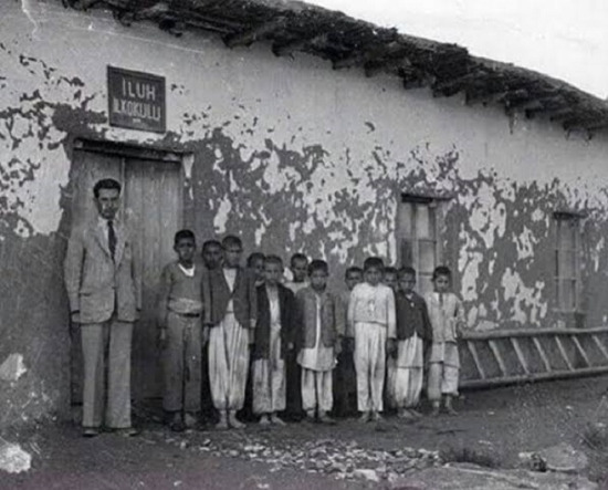 İluh İlkokulu, Batman 1940