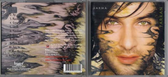 Tarkan ve Karma albümü