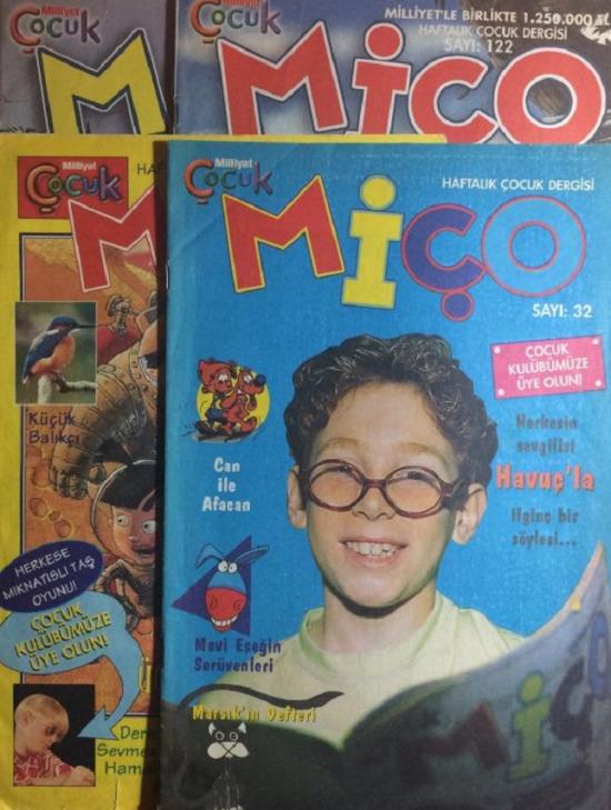 Bir neslin mizah yeteneğini yükselten dergi Miço