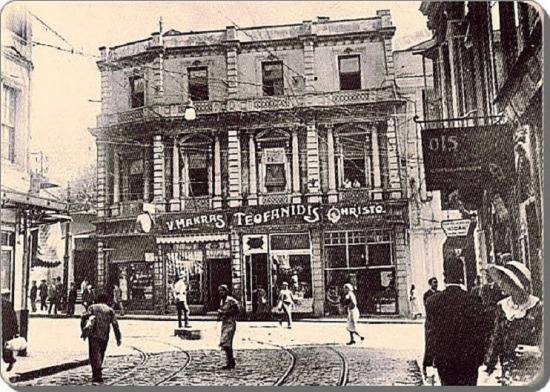 Beyoğlu, 1930