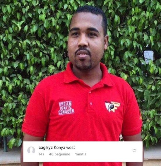 Kanye West'ten daha samimi