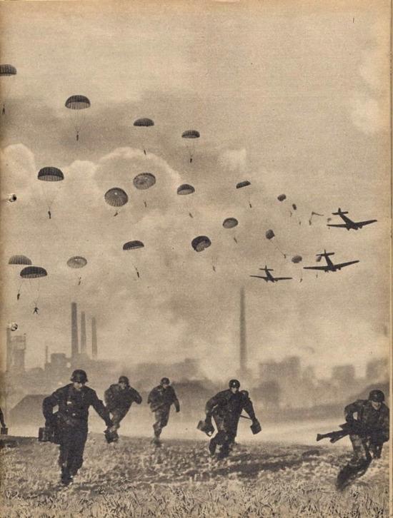 Waalhaven'e hava saldırı, 1940