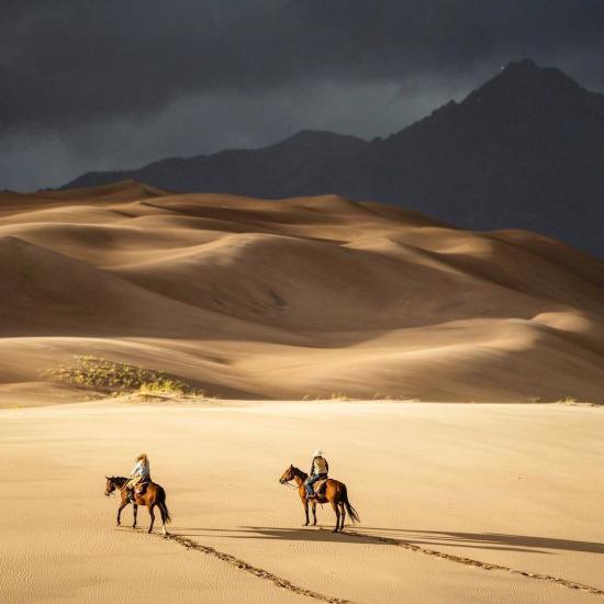 Great Sand Dunes Ulusal Parkı ve Koruma Bölgesi