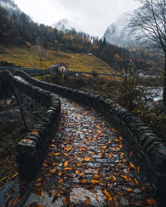 Lavertezzo, İsviçre