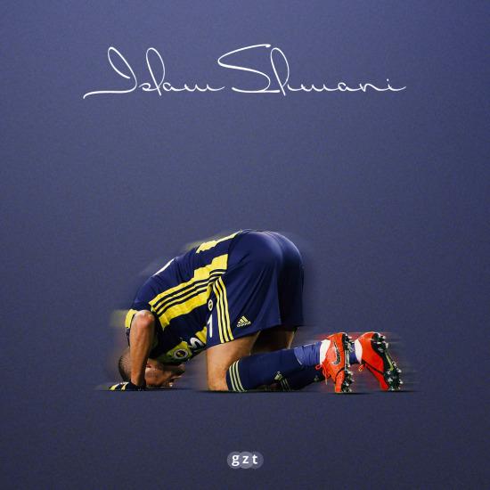 Slimani uzun süre sonra gol attı