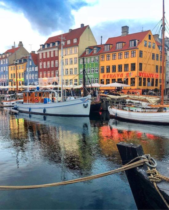 Danimarka'nın incisi Kopenhag