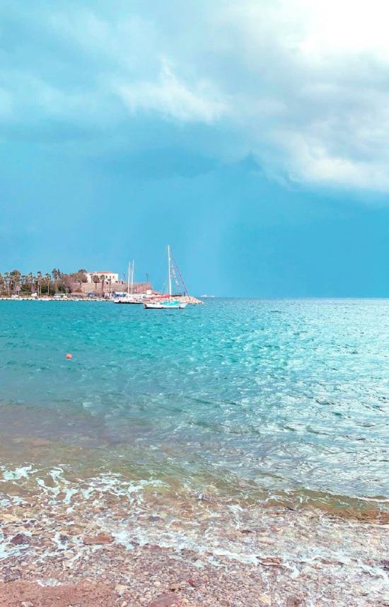 Burası Maldivler değil burası Datça