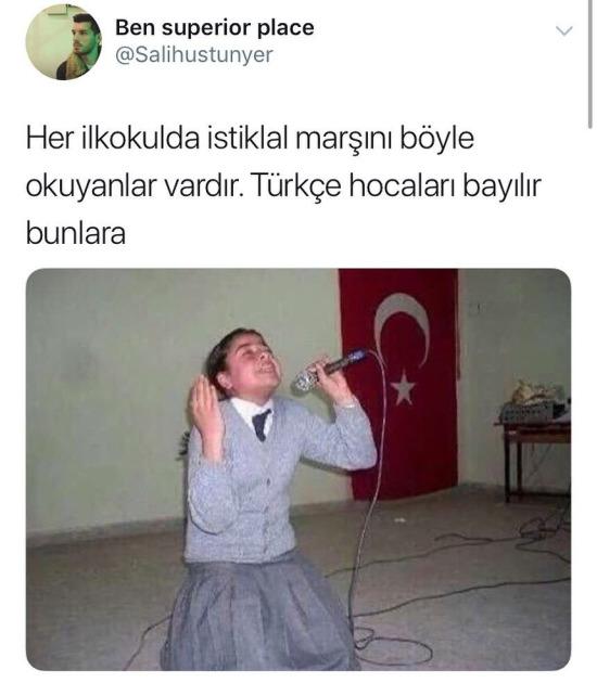 Türkçe öğretmenleri bunu beğendi bile
