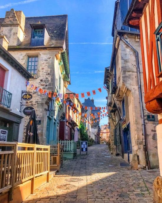 Vitre, Fransa
