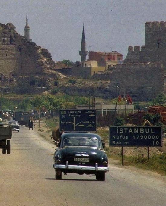 Eski İstanbul...