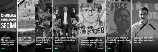 İspanya'da belirsizliklerin seçimi: Halk sandığa gidiyor