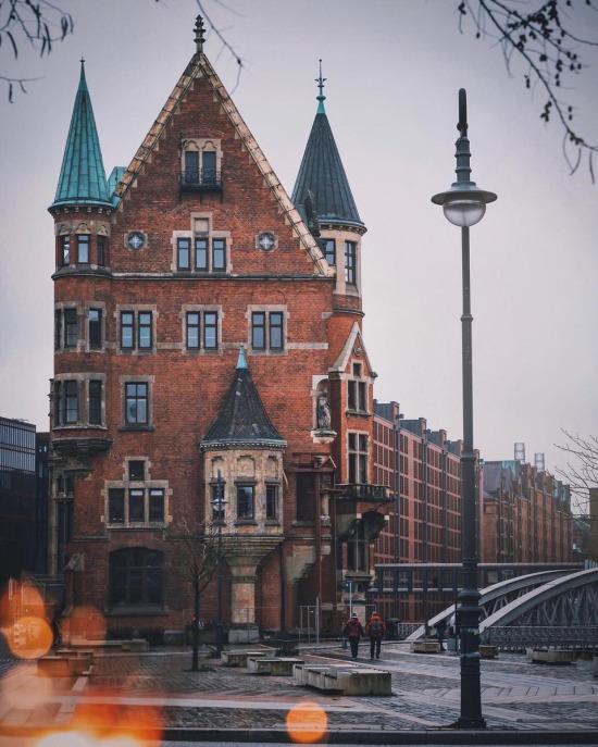 Hamburg, Almanya