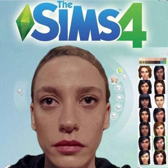 Sims'e yeni karakter güncellemesi gelmiş