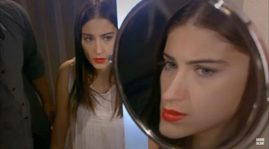 Aynada / Ön kamerada