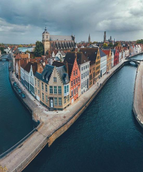 Bruges, Belçika