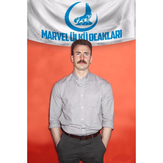 Ocak dışısın Iron Man