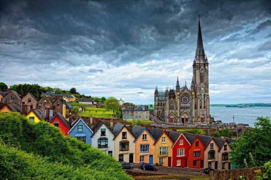 Cobh, İrlanda
