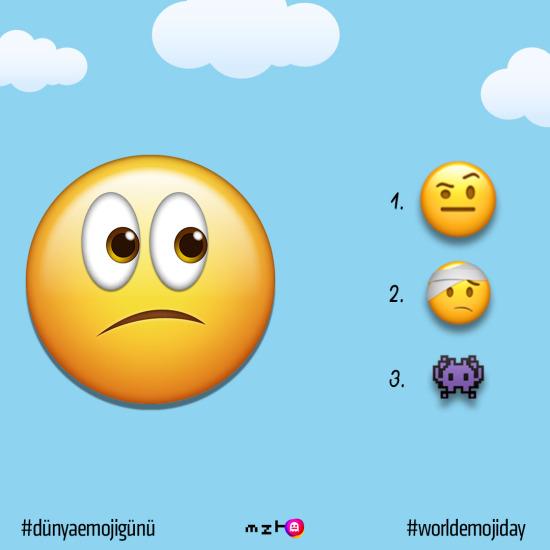 En sık kullandığın emojileri bizimle paylaşır mısın?