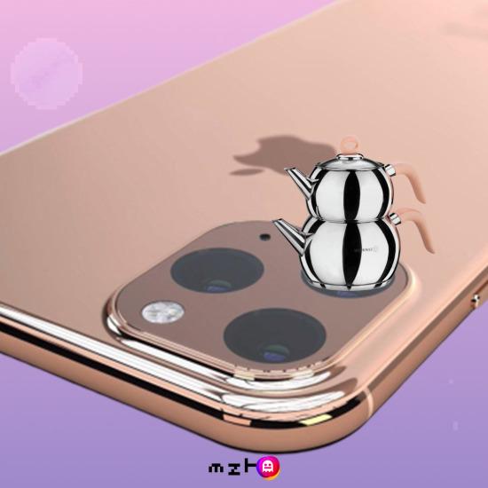 iPhone 11 ve yeni taşınabilir ocak özelliği