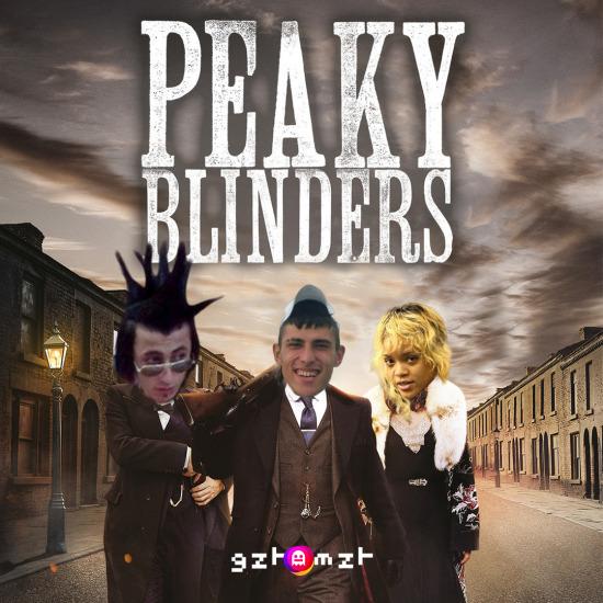 "İşte en sevdiğim dizi ""Keko Blinders"""