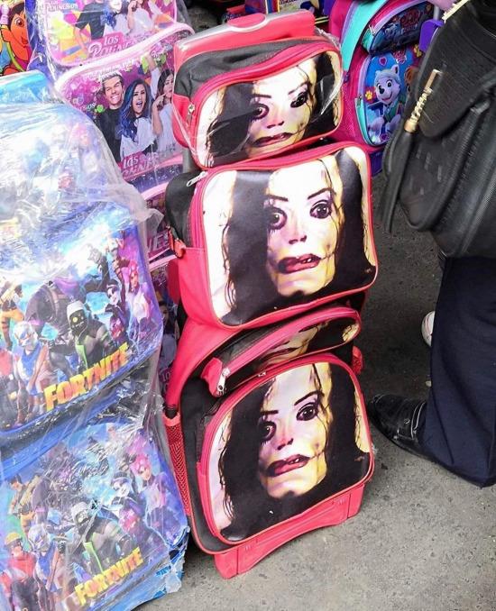 Okul çantalarında yaşayan efsane