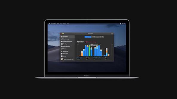 MacOS 10.15 ile 'Ekran Süresi' özelliği gelebilir