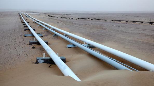 Katar'dan BAE'ye doğalgaz yardımı