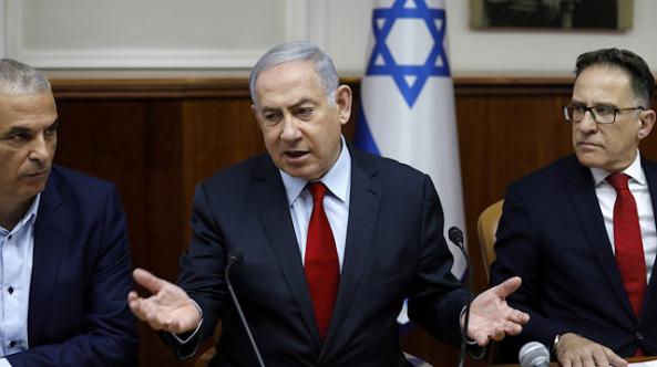 Netenyahu İran'ı hedef aldı