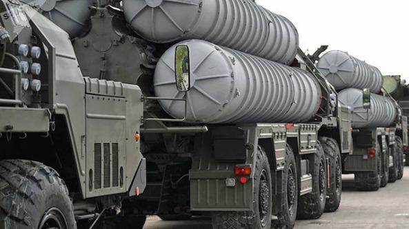 Rusya S-400'lerin teslimatına