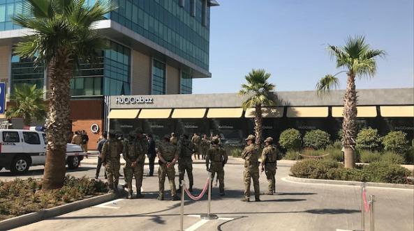 Erbil'de silahlı saldırı: Bir Türk diplomat şehit oldu