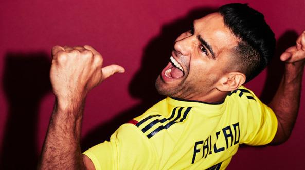 Radamel Falcao: Ceza sahası içinde dünyanın en iyisi