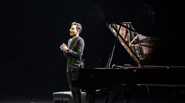 Guinness Dünya Rekorunu kıran 'En Hızlı Piyanist' Türkiye'de konser verdi