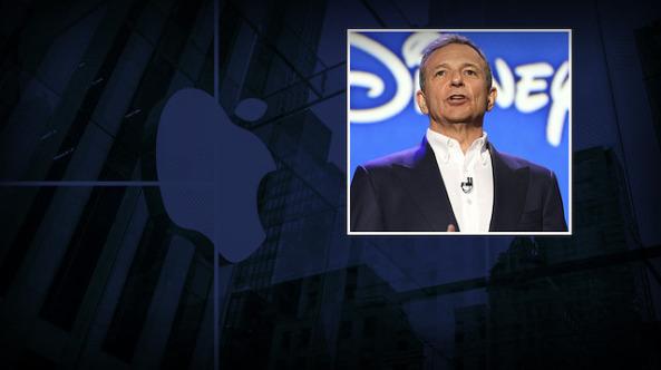 Rekabet ayrılık getirdi: 'Disney CEO'su Apple'dan istifa etti'