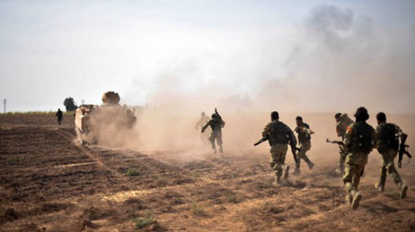 Barış Pınarı Harekatı devam ediyor: 637 terörist etkisiz hale getirildi