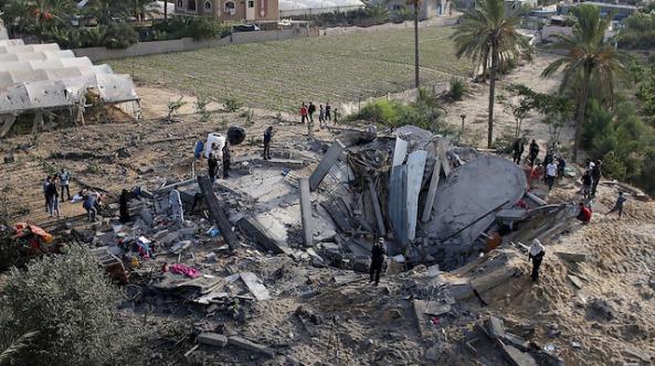 İsrail'in saldırılarında 24 kişi yaşamını yitirdi