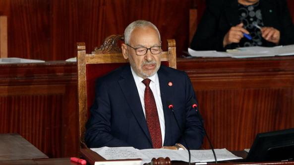 Tunus'un yeni Meclis Başkanı: Gannuşi