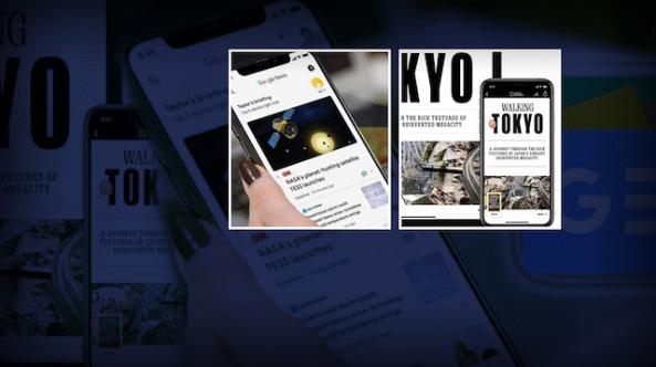 Haber kaynaklarında son durum: 'Google ya da Apple News'e ihtiyaç yok'