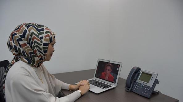 Malezyalı tasarımcı Nurzulaikha: Türk dizilerinde aile hikayeleri çok iyi işleniyor